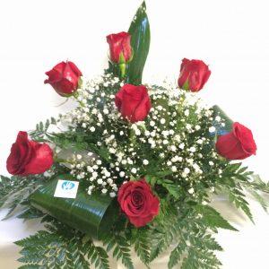 centro 7 rosas